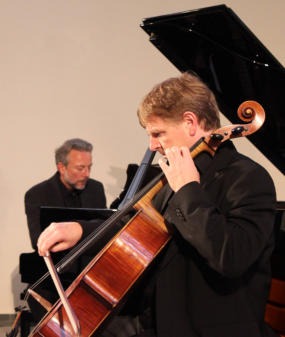 Concert with Olaf Niessing